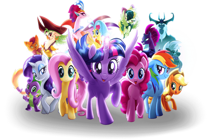 Family Movie Night:  My Little Pony: The Movie