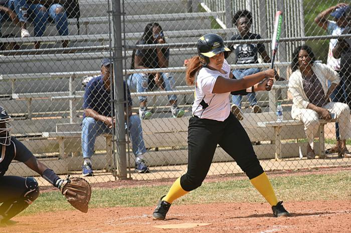 Grambling Women's Softball vs Centenary College