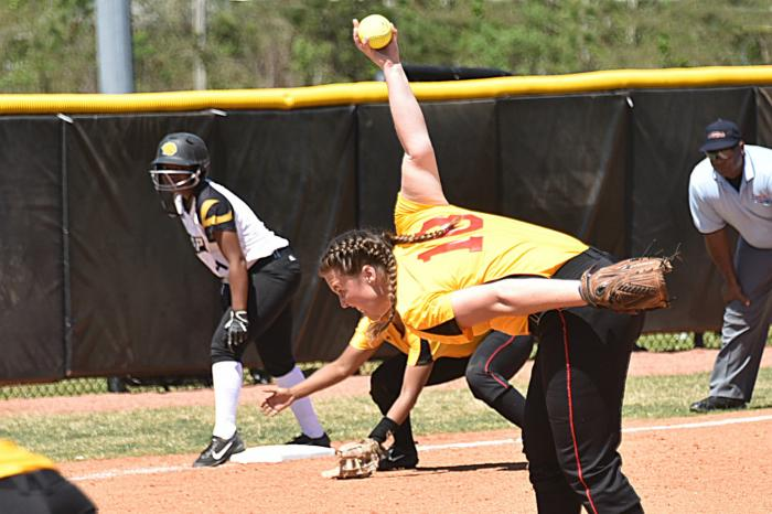 Grambling Women's Softball vs Jackson State University Tournament