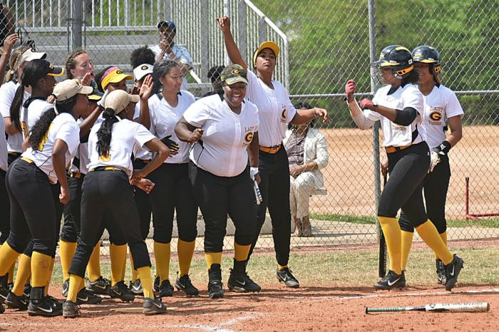 Grambling Women's Softball vs LSU Alexandria