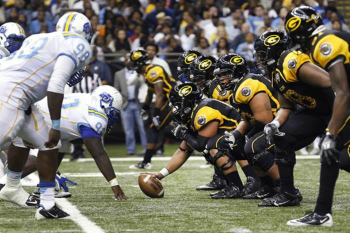 Grambling State Football vs Mississippi Valley