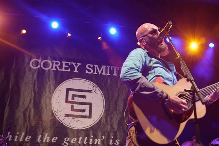Corey Smith Live at the Revelry of Ruston