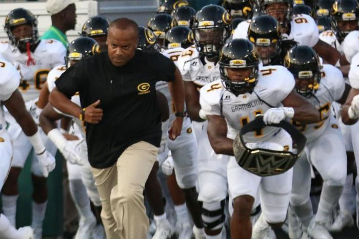 Grambling State University Vs Alcorn State