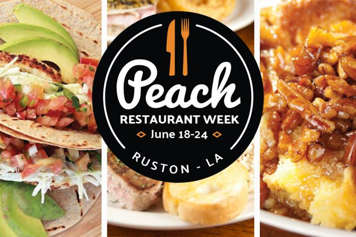 Peach Restaurant Week