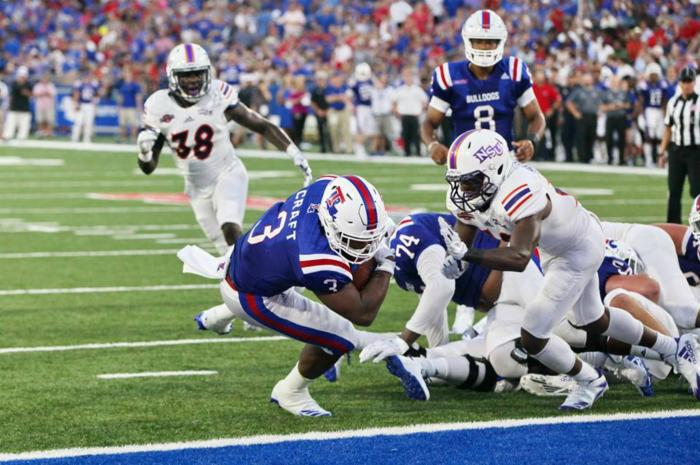 Louisiana Tech University Vs North Texas