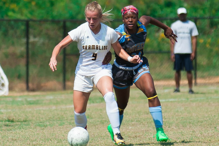 Grambling State Women's Soccer vs North Dakota