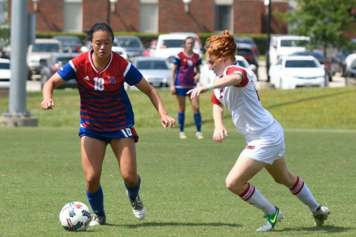 Louisiana Tech Women's Soccer vs Northwestern State