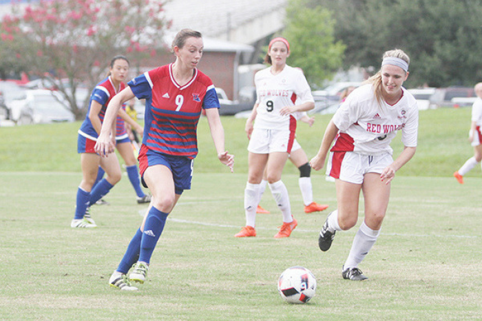 Louisiana Tech Women's Soccer vs UTSA