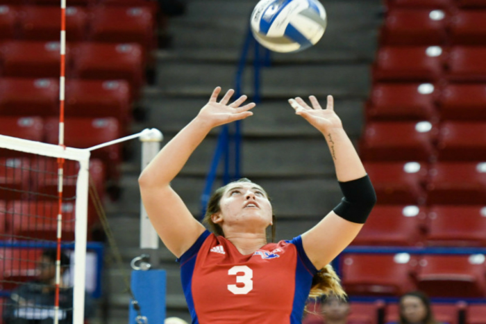 Louisiana Tech Women's Volleyball vs UTEP