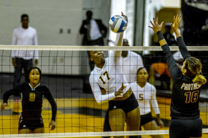 Grambling State University Women's Volleyball vs Tougaloo