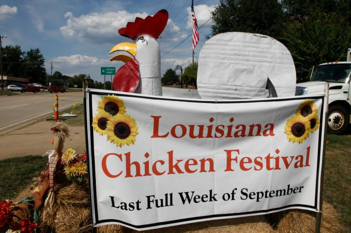 Louisiana Chicken Festival