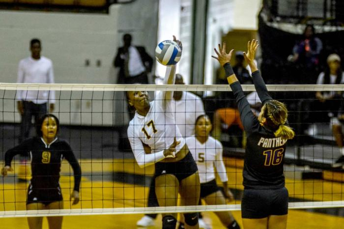 GSU Women's Volleyball vs Southern University