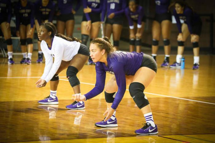 GSU Women's Volleyball vs University of Arkansas- Pine Bluff