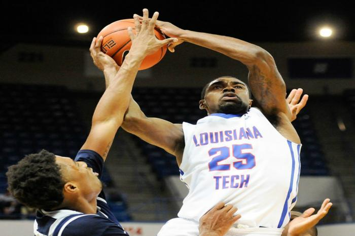 Louisiana Tech Mens Basketball vs Stephen F. Austin