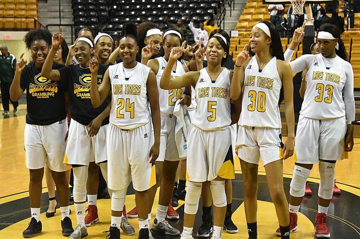 Grambling State Women's Basketball vs Alabama A & M