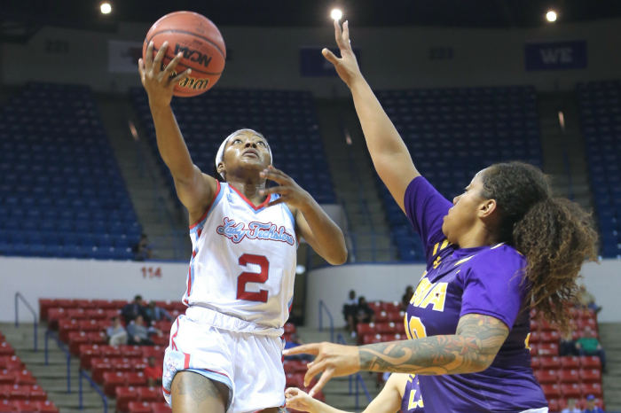 Louisiana Tech Women's Basketball vs Southeastern Louisiana